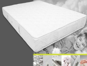 Στρώμα Bonnel Memory Foam Hellas Διπλό 140x200cm