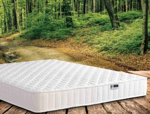 Στρώμα Prestige Plus 1502 Das Mattress Μονό 70x190cm