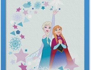 Η Έλσα και η Άννα! Παιδικά Πίνακες σε καμβά 20 x 30 εκ.