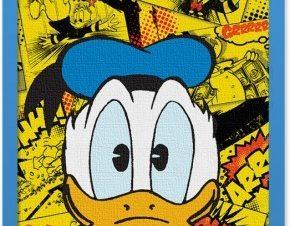 Donald Duck!! Παιδικά Πίνακες σε καμβά 20 x 30 εκ.