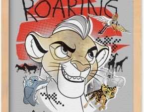 Roaring adventures,The Lion Guard Παιδικά Πίνακες σε καμβά 20 x 30 εκ.