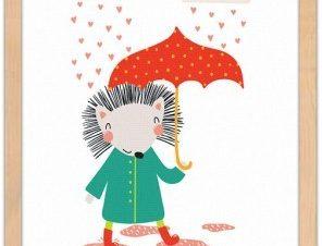 Love is in the air Παιδικά Πίνακες σε καμβά 20 x 30 εκ.