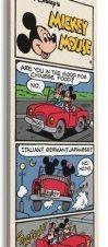 Mickey Mouse, comics Παιδικά Κρεμάστρες & Καλόγεροι 45 x 138 εκ.