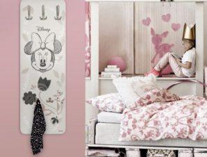 Boho Minnie Mouse! Παιδικά Κρεμάστρες & Καλόγεροι 45 x 138 εκ.