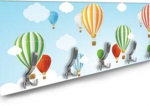 Αερόστατα Παιδικά Κρεμάστρες & Καλόγεροι 138 x 45 εκ.
