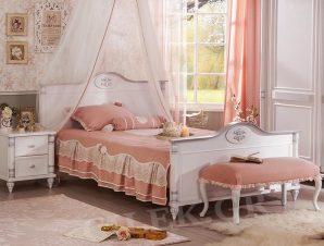Παιδικό κρεβάτι ημίδιπλο RO-1304 – RO-1304
