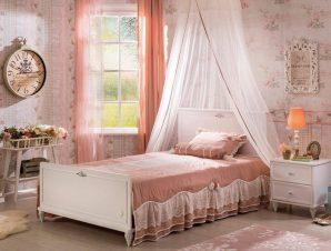 Παιδικό κρεβάτι ημίδιπλο RO-1312 – RO-1312