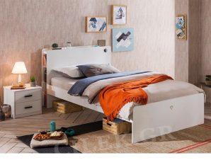 Παιδικό κρεβάτι ημίδιπλο WH-1302 USB CHARGING – WH-1302 USB CHARGING