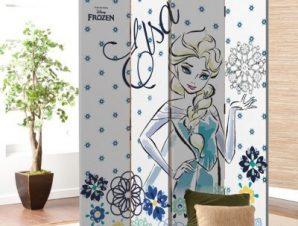 Έλσα, Frozen Παιδικά Παραβάν 80 x 180 εκ. [Δίφυλλο]