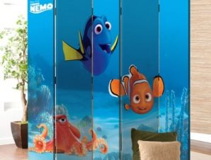 In the Ocean, Finding Dory Παιδικά Παραβάν 80 x 180 εκ. [Δίφυλλο]