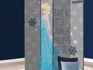 Άσε λίγη λάμψη, Frozen Παιδικά Παραβάν 80 x 180 εκ. [Δίφυλλο]