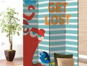 Get Lost, Finding Dory Παιδικά Παραβάν 80 x 180 εκ. [Δίφυλλο]
