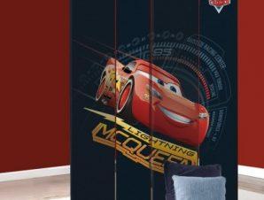 Great McQueen, Cars Παιδικά Παραβάν 80 x 180 εκ. [Δίφυλλο]