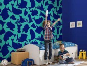 Bailey, Hank, Destiny, Finding Dory Παιδικά Ταπετσαρίες Τοίχου 100 x 100 εκ.