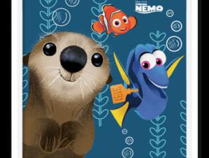 Χαρούμενοι φίλοι του Νέμο! Παιδικά Πίνακες σε καμβά 40 x 40 εκ.